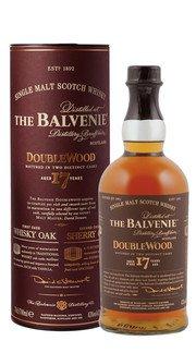 Whisky Single Malt Double Wood Balvenie 17 Anni