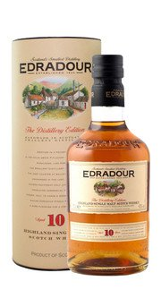 Whisky Single Malt Edradour 10 Anni