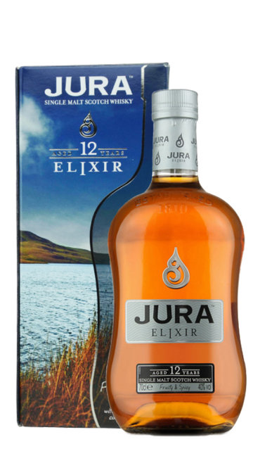 Whisky Single Malt 'Elixir' Isle of Jura 12 Anni