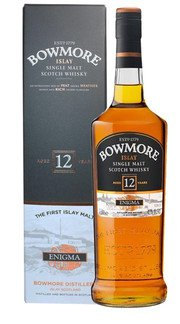 "Whisky Sherry Cask Finish ""Enigma"" Bowmore 12 Anni - 100 cl"