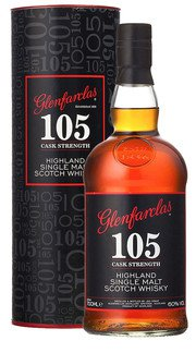 Whisky Single Malt '105 Cask' Glenfarclas - 100cl