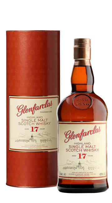 Whisky Single Malt Glenfarclas 17 Anni