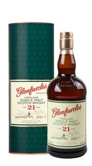 Whisky Single Malt Glenfarclas 21 Anni