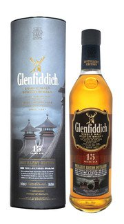 Whisky Single Malt 'Distillery Edition' Glenfiddich 15 Anni