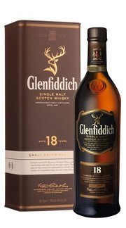 Whisky Single Malt Glenfiddich 18 Anni - 70 cl