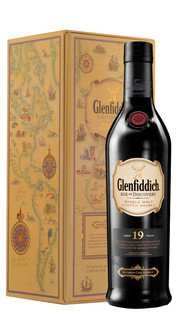 Whisky Single Malt Madeira Cask Finish 'Age Of Discovery' Glenfiddich 19 Anni (confezione)