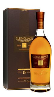 Whisky Single Malt Glenmorangie 18 Anni
