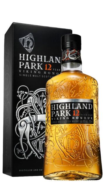 Whisky Single Malt 'Viking Honour' Highland Park 12 Anni