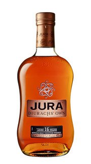 Whisky Single Malt 'Diurachs' Own' Isle of Jura 16 Anni - 100 cl