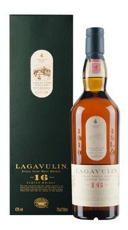 Whisky Single Malt Lagavulin 16 Anni
