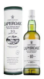 Whisky Single Malt Laphroaig 10 Anni