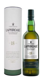 Whisky Single Malt Laphroaig 18 Anni