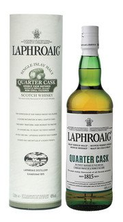 Whisky Single Malt Quarter Cask Laphroaig