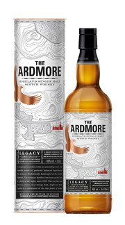Whisky Single Malt 'Legacy' Ardmore