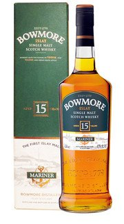 Whisky Single Malt 'Mariner' Bowmore 15 Anni - 100 cl