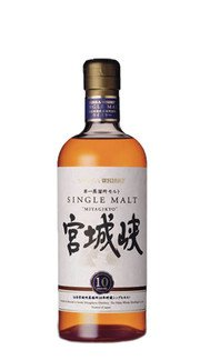 Whisky Single Malt Miyagikyo Nikka 10 Anni