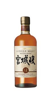Whisky Single Malt Miyagikyo Nikka 12 Anni