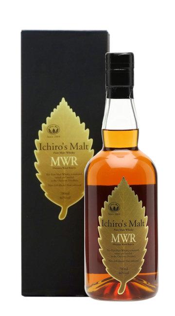 Whisky 'Mizunara Wood Reserve - MWR' Ichiro's