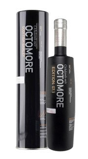 Whisky Single Malt 'Octomore Scottish Barley 7.1' Bruichladdich