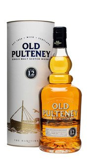 Whisky Single Malt Old Pulteney 12 Anni