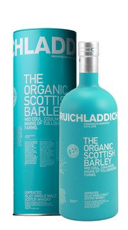 Whisky Single Malt 'The Organic' Bruichladdich