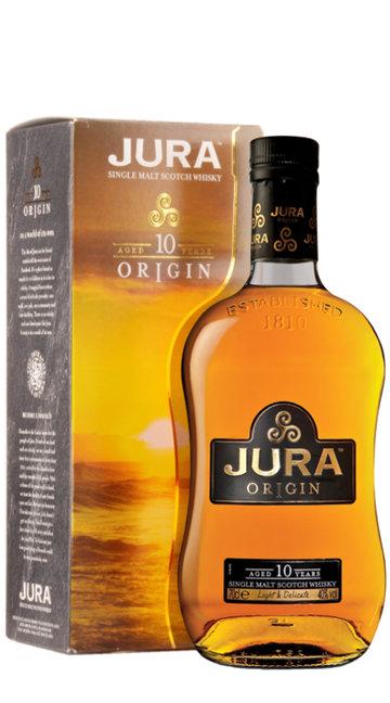 Whisky Single Malt 'Origin' Isle of Jura 10 Anni
