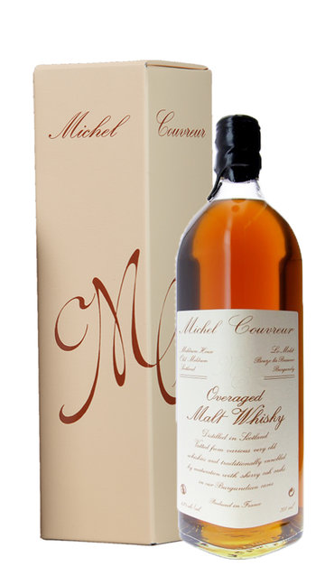 Whisky 'Overaged' Couvreur