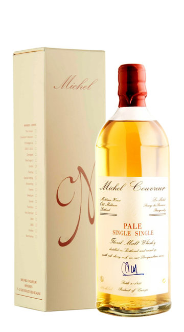Whisky Single Malt 'Pale Single-Single' Couvreur