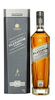 "Whisky ""Platinum Label"" Johnnie Walker 18 Anni - 100cl"