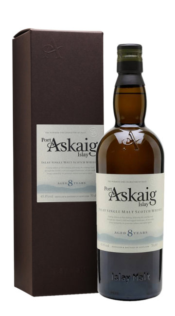 Whisky Single Malt Port Askaig 8 Anni
