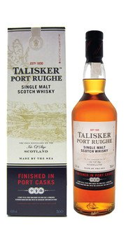 Whisky Single Malt 'Port Ruighe' Talisker