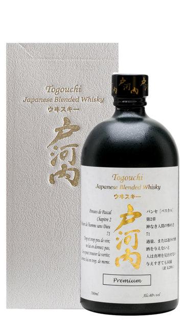 Whisky Premium Blended Togouchi