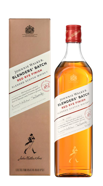 Whisky 'Blenders' Batch Red Rye Finish' Johnnie Walker