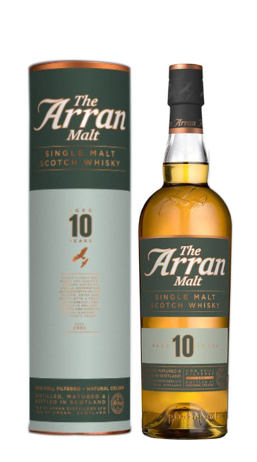 Whisky Single Malt Arran 10 Anni