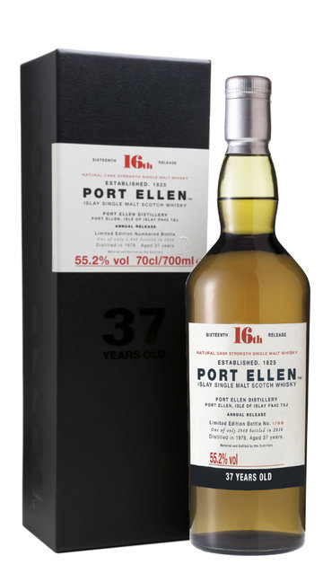Whisky Single Malt 'SR16' Port Ellen 37 Anni