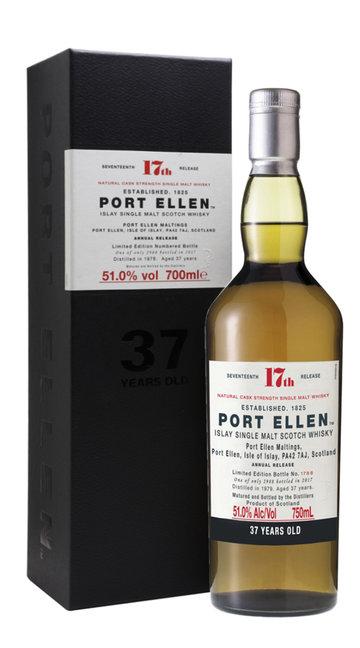 Whisky Single Malt 'SR17' Port Ellen 37 Anni