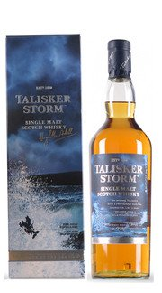Whisky Single Malt 'Storm' Talisker