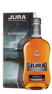 Whisky Single Malt 'Superstition' Isle of Jura - 70cl