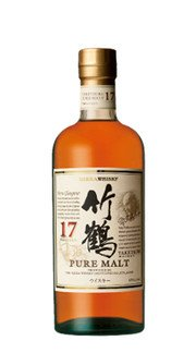 Whisky Pure Malt Taketsuru Nikka 17 Anni