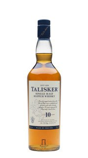 Whisky Single Malt Talisker 10 Anni