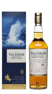 Whisky Single Malt Talisker 18 Anni