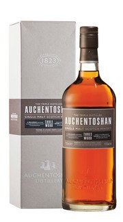 Whisky Single Malt Three Wood Auchentoshan