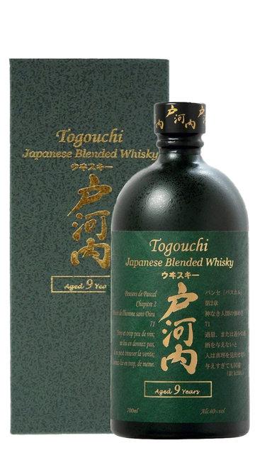 Whisky Blended Togouchi 9 Anni