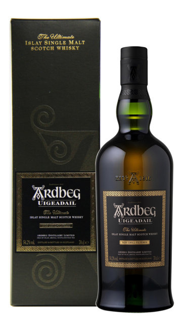 Whisky Single Malt 'Uigedail' Ardbeg
