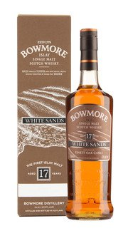 Whisky Single Malt 'White Sands' Bowmore 17 Anni